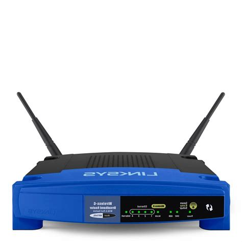 Linksys WRT54GL 802 11b g Wireless Broadband Router up to