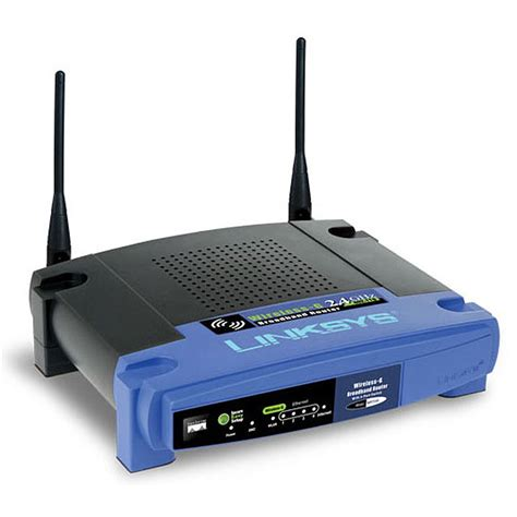 Linksys WRT54GL Wireless G Wireless Router