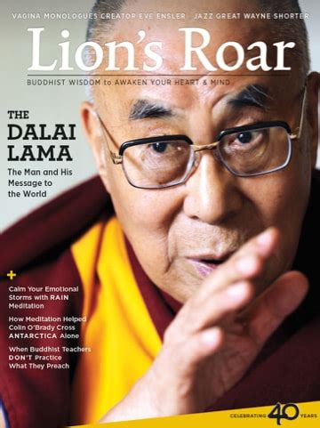 Lion s Roar Buddhist Wisdom for Our Time