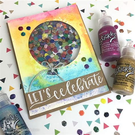 Liquid Pearls Ranger Ink and Innovative Craft Products