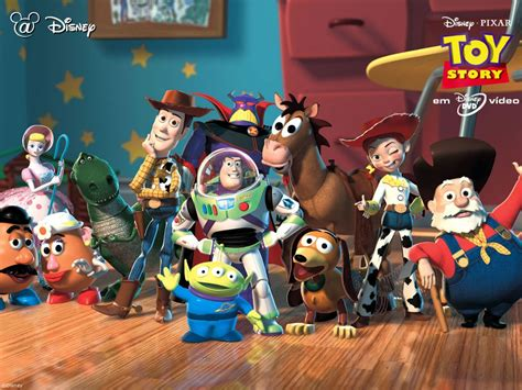 List of Toy Story characters Wikipedia