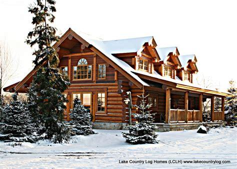 Little Cedar Log Homes Red Cedar Log Homes Cabins Log