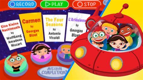 Little Einsteins All Games Disney Junior