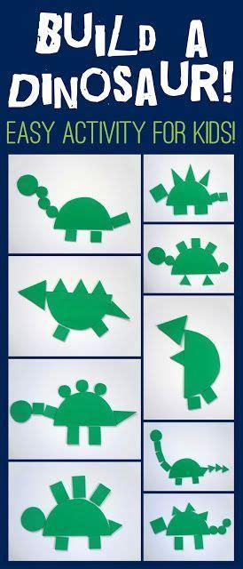 Little Family Fun Build a Dinosaur