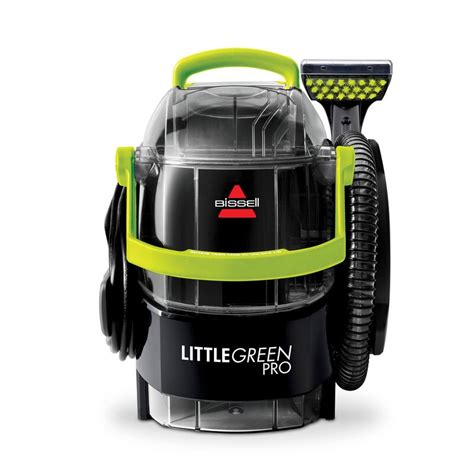 Little Green Portable Carpet Cleaner BISSELL