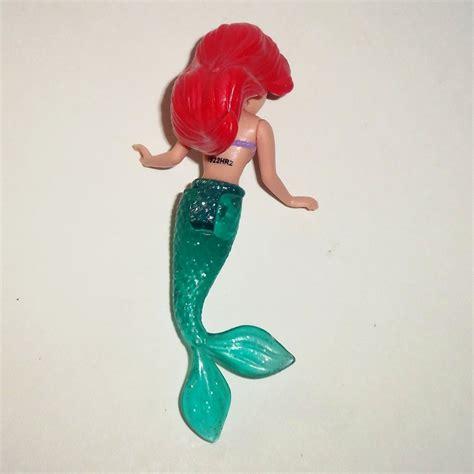 Little Mermaid Ariel COLOR CHANGE Dolls Mermaid Sisters