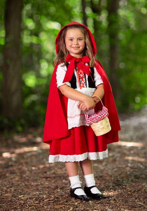 Little Red Riding Hood Little Red Riding Hood Costumes