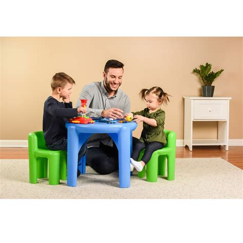 Little Tikes Table Chair Sets Walmart