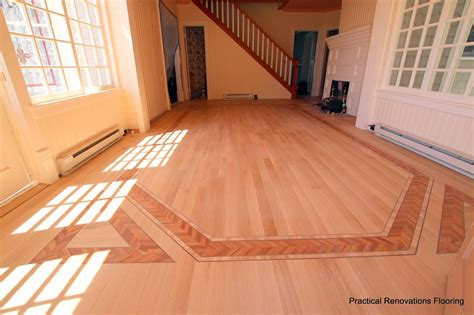 Little Wood Flooring Custom Wood Floor Installation and