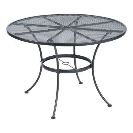 Living Accents Sterling Round Dining Table ACE Hardware