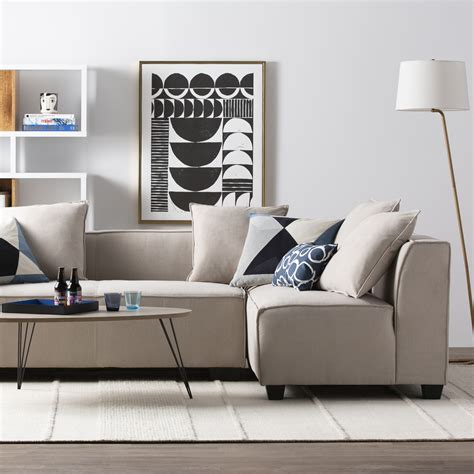 Living Room Furniture Modern Contemporary In Northern