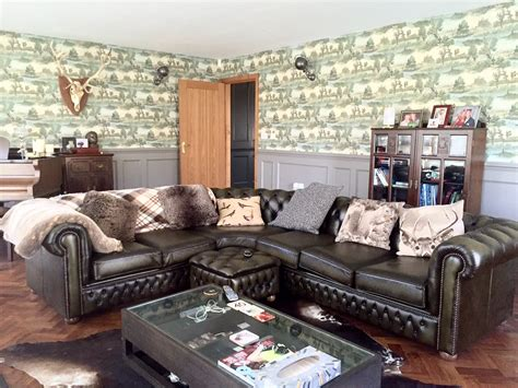 Living Room Wall Panels MDF Panelling