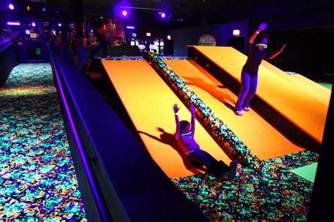 Location Pittsburgh Fun Slides Carpet Skatepark