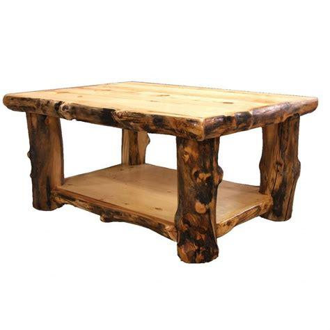 Log Coffee Table eBay