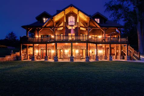 Log House Plans Cabin to Luxury Timber Home Plans at