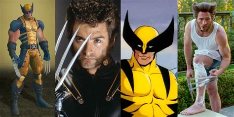 Logan Every Adaptation Of Wolverine Ranked Worst To Best