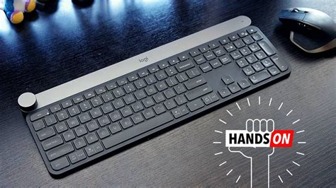 Logitech Finally Made a Keyboard Worthy of Its Best Mouse