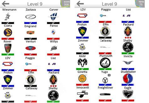 Automotive Logo Quiz 2