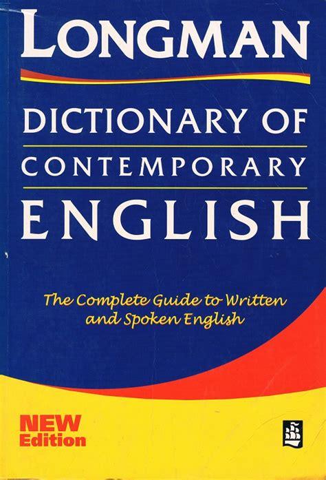 Longman Dictionary of Contemporary English Wikipedia