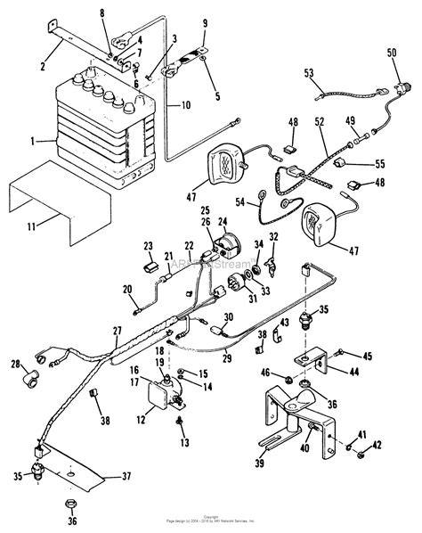 simplicity tractor wiring diagram images tractor wiring looking for a electrical wiring diagram for a simplicity