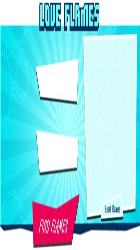 Love Calculator Find Love through Flames