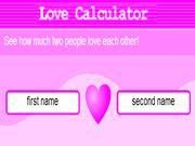 Love Calculator Games Play Love Calculator Online Games