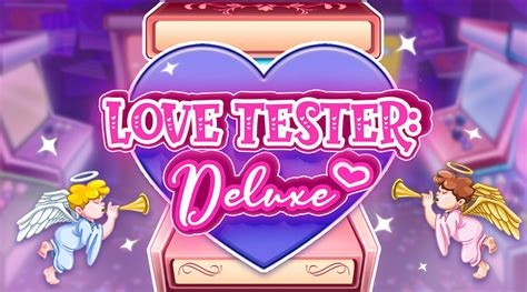 Love Tester Deluxe Free online games at Agame