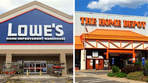 Lowe s or Home Depot Cheapism