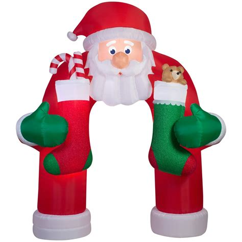 Lowes Inflatable Christmas Decorations