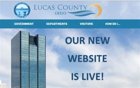 Lucas County OH Official Website