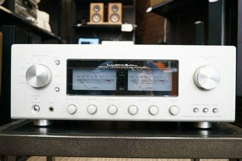 Luxman L 507u Integrated Amplifiers reviews Audioreview