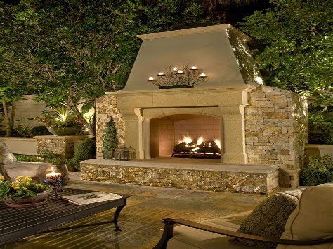 Luxury Fireplaces Houzz