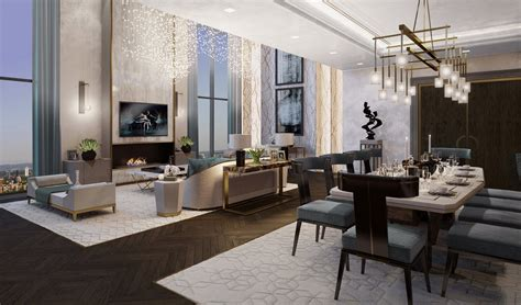Luxury Interior Design London Bespoke Solutions in the