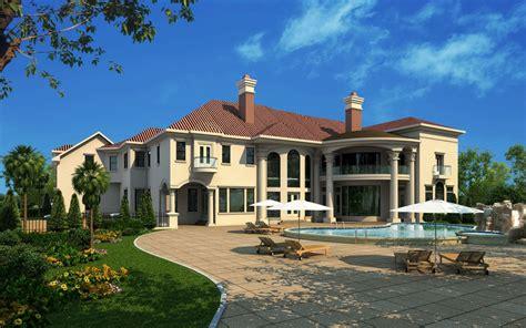 Luxury Mansion Designs www boyehomeplans