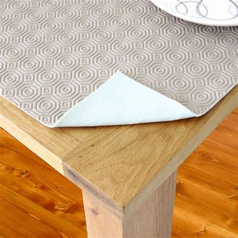 Luxury Table Protector Dunelm