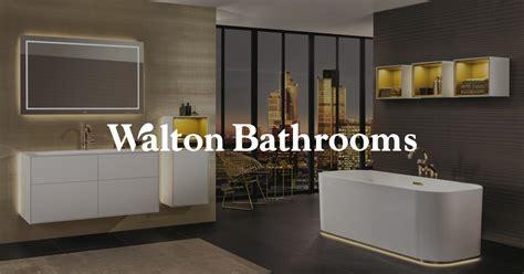 Luxury bathroom furniture suppliers Walton Bathrooms