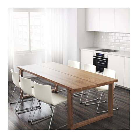 M RBYL NGA LEIFARNE Table and 6 chairs IKEA