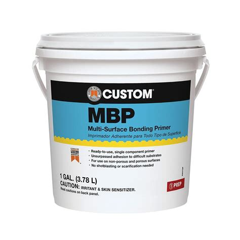 MBP Multi Surface Bonding Primer Custom Building Products