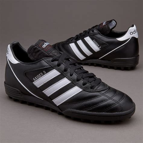 MENS ADIDAS KAISER 5 TEAM ASTRO TURF FOOTBALL BOOTS STUDS