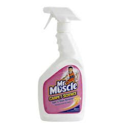 MR MUSCLE Carpet Cleaner Science 1 x 500ml Lowest