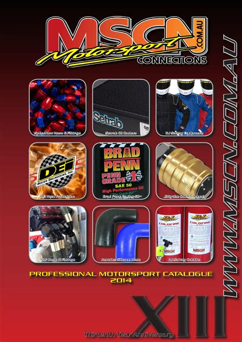 MSCN 2014 Catalogue by Mark Hinchelwood issuu