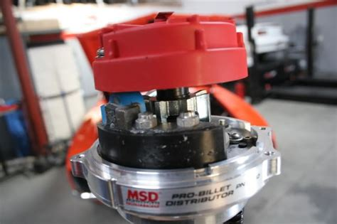 msd 6al wiring diagram dodge images msd s ready to run distributor install test dragzine