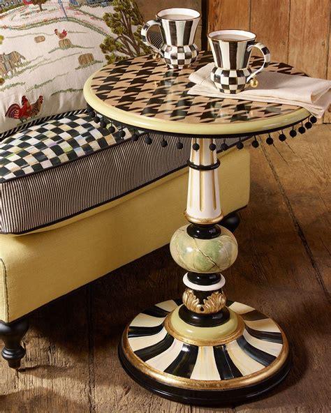 MacKenzie Childs Tables Furniture