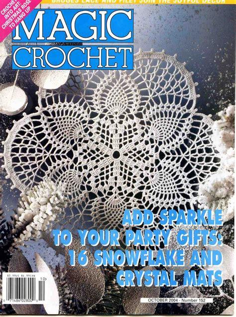 Magic Crochet Patterns Free Crochet Patterns