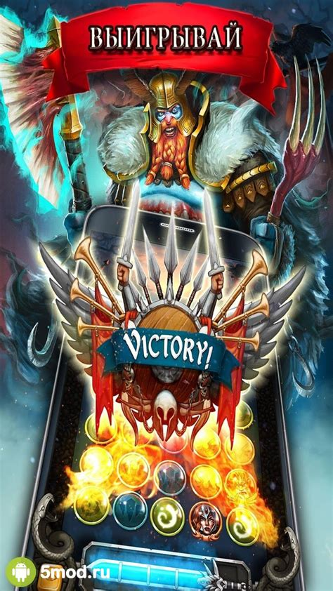 Magic Heroes an RPG match 3 puzzle game for mobile