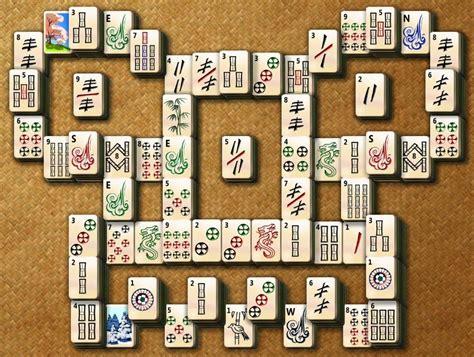 Mahjong Connect The Mahjong Dragon