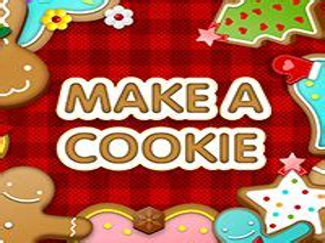 Make a Cookie ABCya