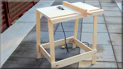 Making a Utility Table Saw Page 1 I Build It