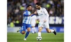 Malaga vs Real Madrid 1-2 COPE - YouTube