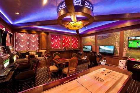 Man Cave Furniture And Accessories Decorate Your Game